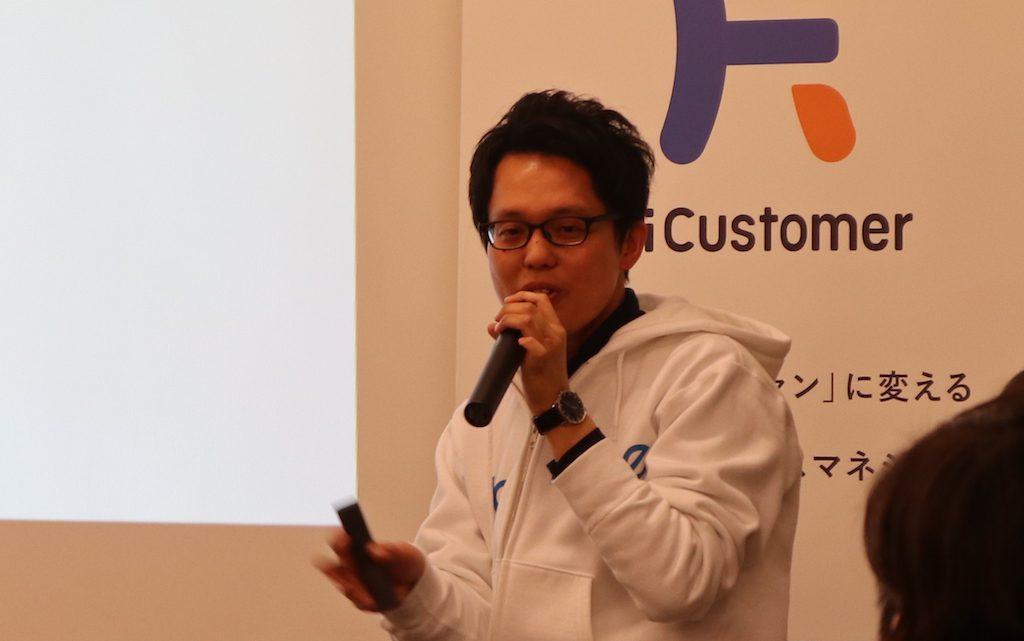ベルフェイス株式会社カスタマーサクセス企画室室長の小林氏